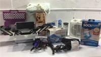 Assorted Bathroom Appliances M12A