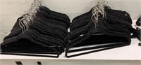 Over 150 Velvet No Slip Hangers L13B