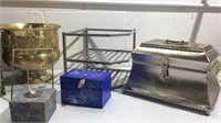 Decorative Canisters, Frames and More K14C