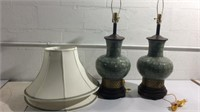 Matching Ceramic Lamps K13A