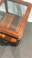 Century Side Table with Drawer K13B