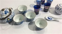 Blue and White China & More K13C