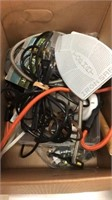 4 Boxes of Various Electronics Q14F