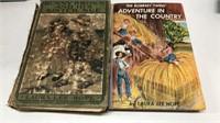 Antique Books Collection Q13C
