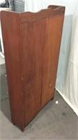 Wooden Shelving Unit T13A