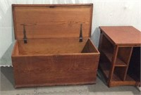 Storage Chest & Side Table T12A