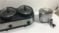 Three Section Food Warmer & More K14E