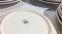 27 Homer Laughlin Plates/Bowls K13A