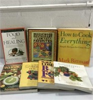 Assortment of Cook Books M11A