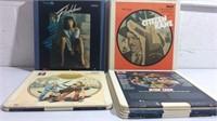 16 Assorted Vintage Video Discs K16D