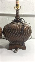 Pair of Table Lamps K15E