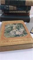 Vintage and Antique Books K16J