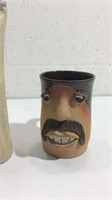 Hand Made Vintage Pottery K15A