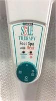 3 Conair Foot Bath Massage Machines M11A