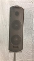 2 Standing Panasonic Speakers Q12C