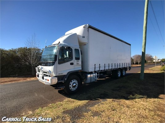 2007 Isuzu FVM 1400 - Trucks for Sale