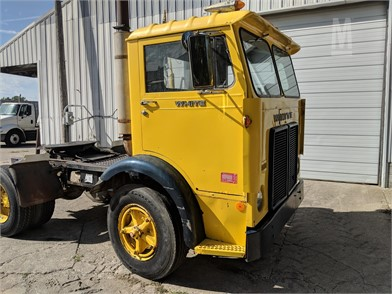 Cabover Trucks W/O Sleeper For Sale - 93 Listings