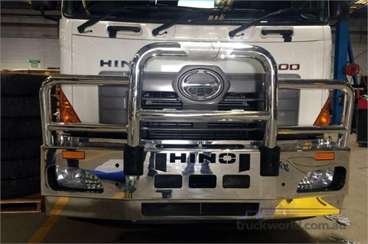 0 Hino 700 Series Alloy Bull Bar - Parts & Accessories for Sale