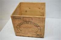 Wood Butter Box