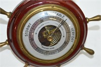 Germany Weather guide Barometer