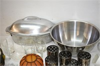 Roasting Pan, Bowl, Décor, Carafe, etc.