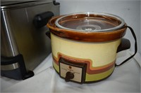 T-Fal Deep Fryer, Crock Pot & Kitchen Items