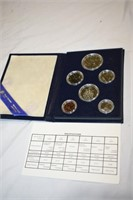 1981 Canadian Mint Coin Set