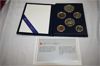1985 Canadian Mint Coin Set