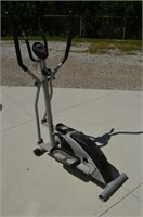 Cardio-Style Elliptical Machine