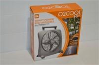 "02Cool Rechargeable Portable 10"" Fan"