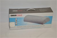 Obus Forme Memory Foam Support Pillow