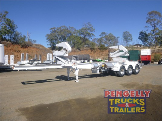 2014 Steelbro Side Lifter Trailer Pengelly Truck & Trailer Sales & Service - Trailers for Sale
