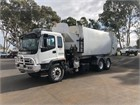 2007 Isuzu FVZ 1400 Waste Disposal