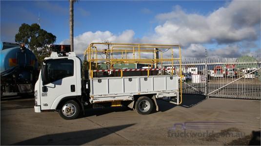 2010 Isuzu NLR 200 North East Isuzu - Trucks for Sale