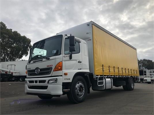 2014 Hino 500 Series 1727 GH North East Isuzu - Trucks for Sale