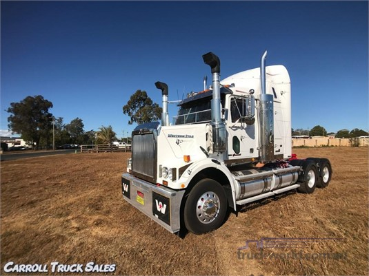 2011 Western Star 4800FX Carroll Truck Sales Queensland - Trucks for Sale