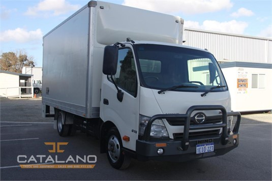 2013 Hino 300 Series Catalano Truck And Equipment Sales And Hire - Trucks for Sale