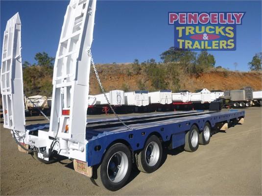 1990 Lusty Low Loader Platform Pengelly Truck & Trailer Sales & Service - Trailers for Sale