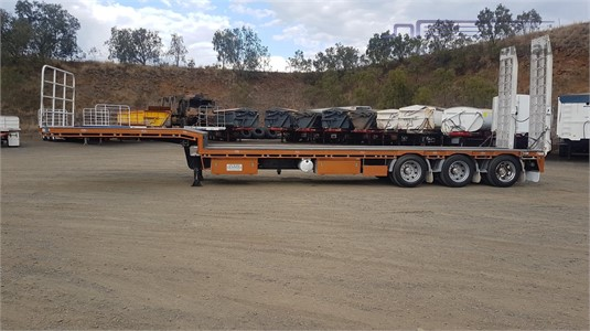 2014 Custom Quip Flat Top Trailer - Trailers for Sale