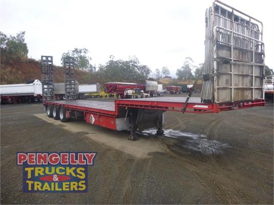 2007 Maxitrans Drop Deck Trailer Pengelly Truck & Trailer Sales & Service - Trailers for Sale