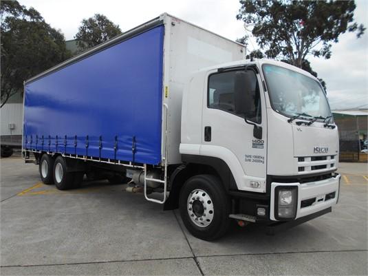 2015 Isuzu FVL 1400 City Hino - Trucks for Sale