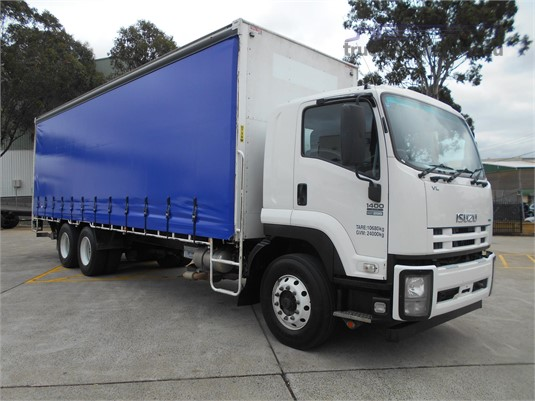 2015 Isuzu FVL 1400 - Trucks for Sale