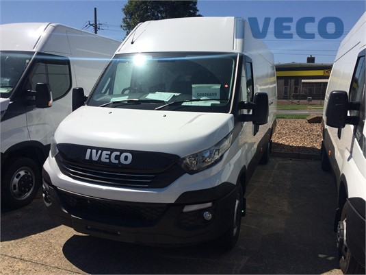 2018 Iveco Daily 35s17 16m3 Iveco Trucks Sales - Light Commercial for Sale