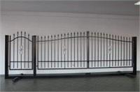 3550 NET: AUKTION OVER SMEDEJERNSPORTE (BROAGER)
