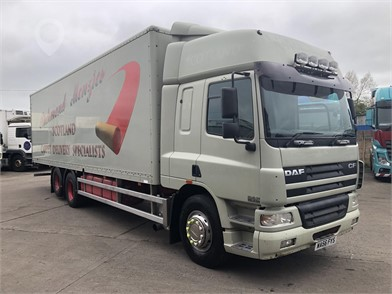 Used DAF Box Trucks for sale in the United Kingdom - 186
