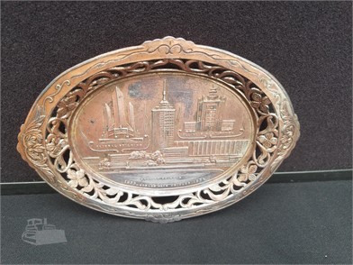 World's Fair Collector Plate- 1933 Chicago Other Items For