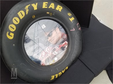 Nascar Tire Wpicture 8 Dale Earnhardt Jr Other Items For