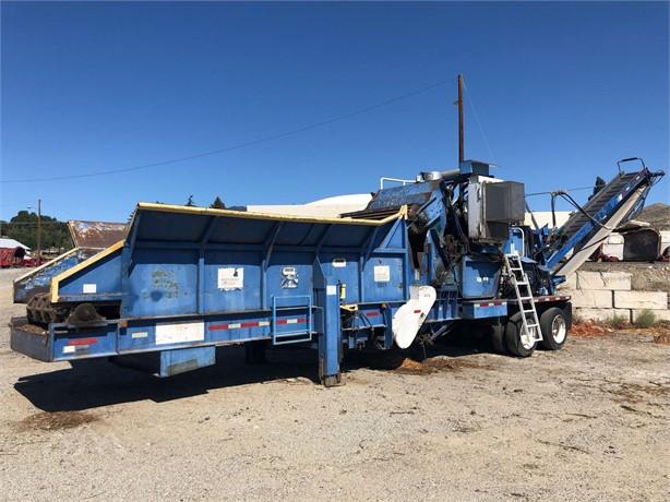 Horizontal Grinders Logging Equipment For Sale - 482