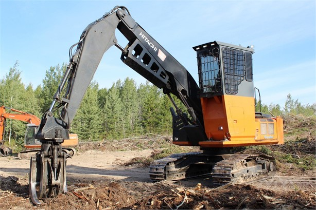 HITACHI Forestry Equipment For Sale - 23 Listings