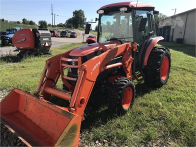 KUBOTA 40 HP To 99 HP Tractors For Sale In Kentucky - 19